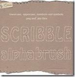 dunia-scribblealphabrush